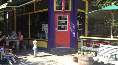 Photo of Cafe Mitzi's Cafe at 100 Sorauren Ave, Toronto, ON M6R 2C9, Canada