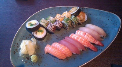 Photo of Sushi Restaurant Sticks'n'Sushi at 58 Wimbledon Hill Rd, London SW19 7PA, United Kingdom