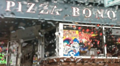 Photo of Pizza Place Pizza Bono at 93 Margaret St, Plattsburgh, NY 12901, United States