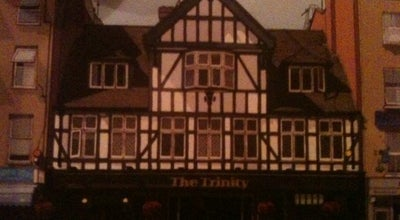 Photo of Pub The Trinity at 202-206 Borough High St, London SE1 1JX, United Kingdom