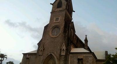 Photo of Church Eglise Notre-Dame du Rosaire at Route De Redoute, Fort de France 97234, Martinique