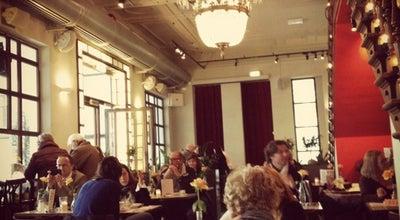 Photo of Cafe De Balie at Kleine-gartmanplantsoen 10, Amsterdam 1017 RR, Netherlands