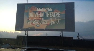 Photo of Arts and Entertainment Stars & Stripes Drive-In Theatre at 5101 Highway 84, Lubbock, TX 79416, United States