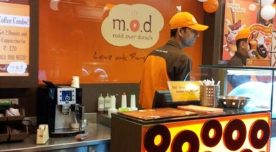 Photo of Donut Shop Mad Over Donuts at 9- Ground, Mumbai 400602, India
