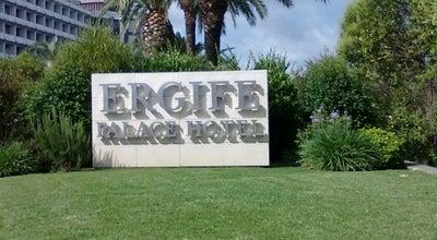 Photo of Hotel Ergife Palace Hotel at Via Aurelia 619, Roma 00165, Italy