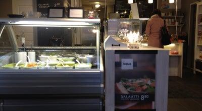 Photo of Cafe Kawa Cafe at Fredrikinkatu 58, Helsinki, Finland
