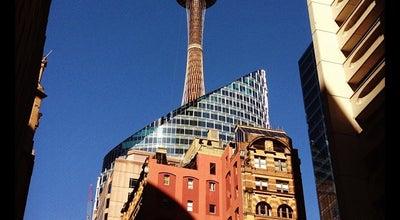 Photo of Monument / Landmark Sydney Tower Eye at 100 Market St., Sydney, NS 2000, Australia