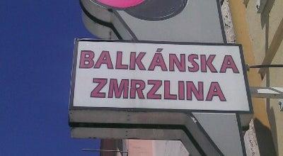 Photo of Ice Cream Shop Balkanska Zmrzlina at Stefanikova, Nitra, Slovakia