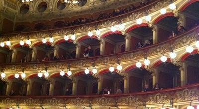 Photo of Opera House Teatro Massimo Bellini at Via Perrotta 12, Catania 95131, Italy