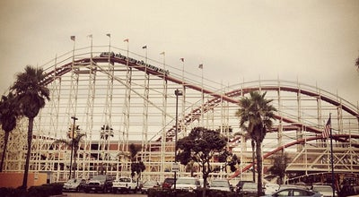 Photo of Theme Park Ride / Attraction Giant Dipper Rollercoaster at 3146 Mission Blvd, San Diego, CA 92109, United States