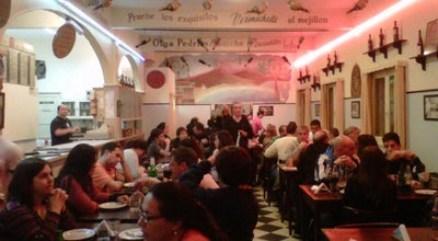 Photo of Pizza Place Pizzeria Pedrito at Salta 301, Mar del Plata, Buenos Aires, Argentina
