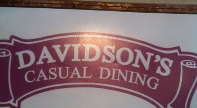 Photo of Diner Davidson's Casual Dining at 12830 Sw Pacific Hwy, Tigard, OR 97223, United States