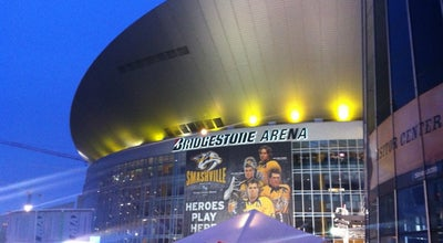 Photo of Stadium Bridgestone Arena at 501 Broadway, Nashville, TN 37203, United States