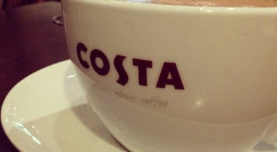 Photo of Coffee Shop Costa Coffee at Grand Arcade, Cardiff CF10 2ER, United Kingdom