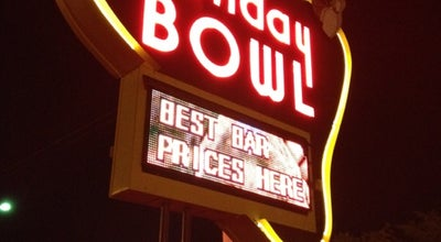 Photo of Bowling Alley Skidmore's Holiday Bowl at 7515 Lomas Blvd Ne, Albuquerque, NM 87110, United States