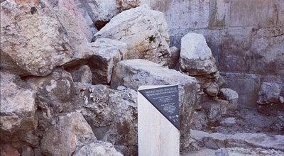 Photo of History Museum Davidson Center at מעלות עיר דויד, Jerusalem, Israel