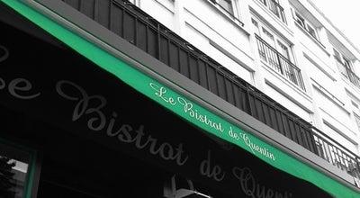 Photo of Breakfast Spot Le Bistrot de Quentin at 65 Rue Bernardin De Saint-pierre, Le havre 76600, France