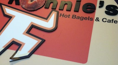 Photo of Bagel Shop Ronnie's Bagels at 118 Broadway, Hillsdale, NJ 07642, United States