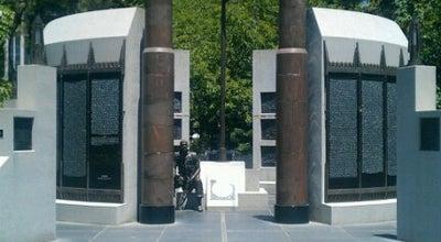Photo of Monument / Landmark California Vietnam Veterans Memorial at Capitol Park, Sacramento, CA 95814, United States