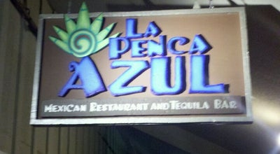 Photo of Mexican Restaurant La Penca Azul at 891 Island Dr, Alameda, CA 94502, United States