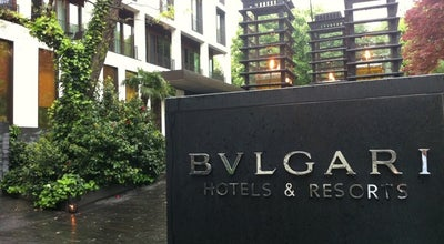 Photo of Hotel Bulgari Hotel Milano at Via Privata Fratelli Gabba 7b, Milano 20121, Italy