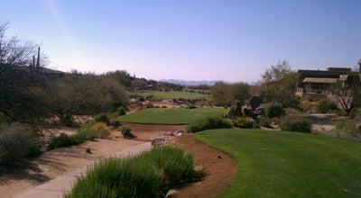 Photo of Golf Course Troon North Golf Club at 10320 E Dynamite Blvd, Scottsdale, AZ 85262, United States
