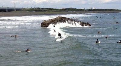 Photo of Beach 大磯海水浴場 at 大磯町, Japan