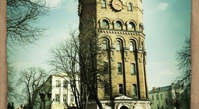 Photo of Monument / Landmark Вінницька Башта / Vinnytsia Tower at Козицького Вул., 33, Vinnytsya, Ukraine