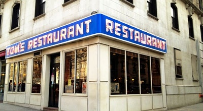 Photo of Diner Tom's Restaurant at 2880 Broadway, New York, NY 10025, United States