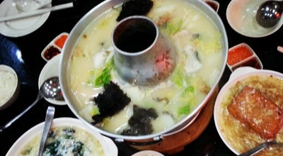 Photo of Chinese Restaurant Whampoa Keng FishHead Steamboat at 116 Rangoon Rd, Singapore 218394, Singapore