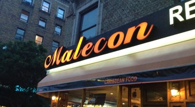 Photo of Latin American Restaurant Malecon Restaurant at 4141 Broadway, New York, NY 10033, United States