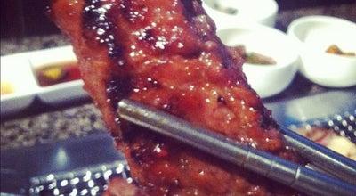 Photo of Korean Restaurant Soowon Galbi at 856 S Vermont Ave, Los Angeles, CA 90005, United States