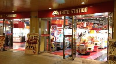 Photo of Arcade タイトーステーション リバーウォーク店 at 小倉北区室町1-1-1, Kitakyūshū, Japan