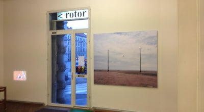 Photo of Art Gallery galerie <rotor> at Graz, Austria