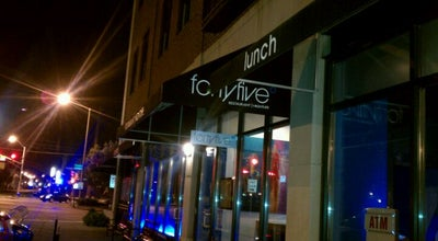 Photo of Sushi Restaurant Forty Five Degrees at 765 Massachusetts Ave, Indianapolis, IN 46204, United States