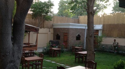 Photo of Afghan Restaurant Sufi Restaurant at Kabul, Afghanistan