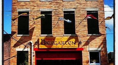 Photo of Beer Garden Wolff's Biergarten And Wurst Haus at 895 Broadway, Albany, NY 12207, United States