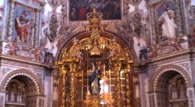 Photo of Historic Site Monasterio de la Cartuja at Granada, Spain