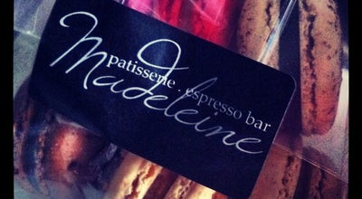 Photo of Cafe Patisserie Madeleine at 27b Raeburn Place, Edinburgh EH4 1HU, United Kingdom