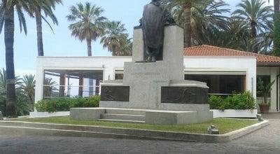 Photo of Monument / Landmark Monumento a Giuseppe Garibaldi at Corso Imperatrice, Sanremo 18038, Italy
