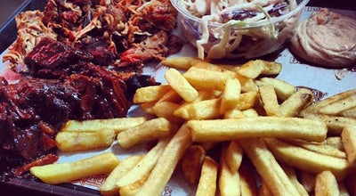 Photo of BBQ Joint Bodean's at 10 Poland St, Soho W1F 8PZ, United Kingdom