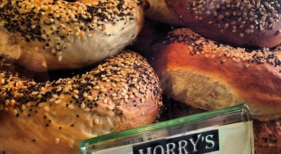 Photo of Bagel Shop Morry's at 1 Rue De Charonne, Paris 75011, France