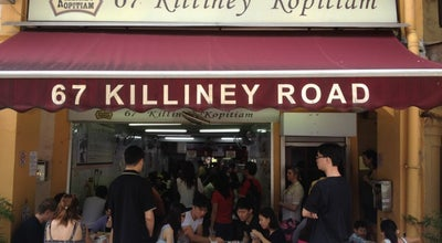 Photo of Coffee Shop Killiney Kopitiam at 67 Killiney Rd, Singapore 239525, Singapore