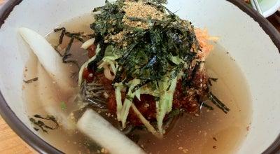 Photo of Ramen / Noodle House 실로암메밀국수 at 강현면 장산4길 8-5, 양양군 215-851, South Korea
