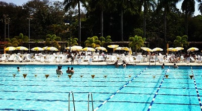Photo of Pool Piscina Olímpica at Praia Clube, Uberlândia 38400-076, Brazil