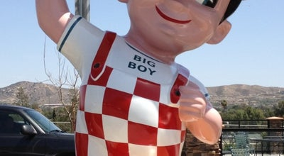 Photo of American Restaurant Bob's Big Boy at 3521 Hamner Ave, Norco, CA 92860, United States