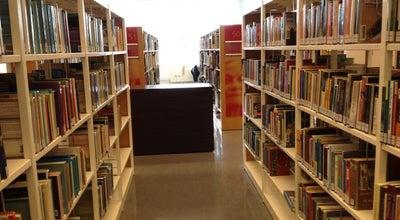 Photo of Library Bibliotheek Den Haag at Spui 68, 's-Gravenhage 2511 BT, Netherlands