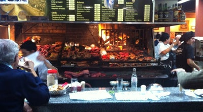 Photo of BBQ Joint La Chacra del Puerto at Mercado Del Puerto, Montevideo 11000, Uruguay