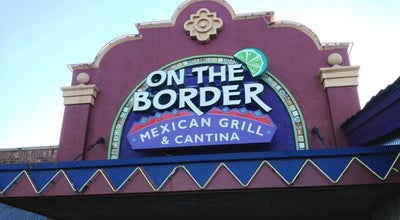 Photo of Mexican Restaurant On The Border Mexican Grill & Cantina at 33 Border Way, W. Springfield, MA 01089, United States