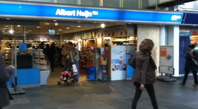 Photo of Convenience Store Albert Heijn To Go at Julianaplein 1, Amsterdam 1097 DN, Netherlands